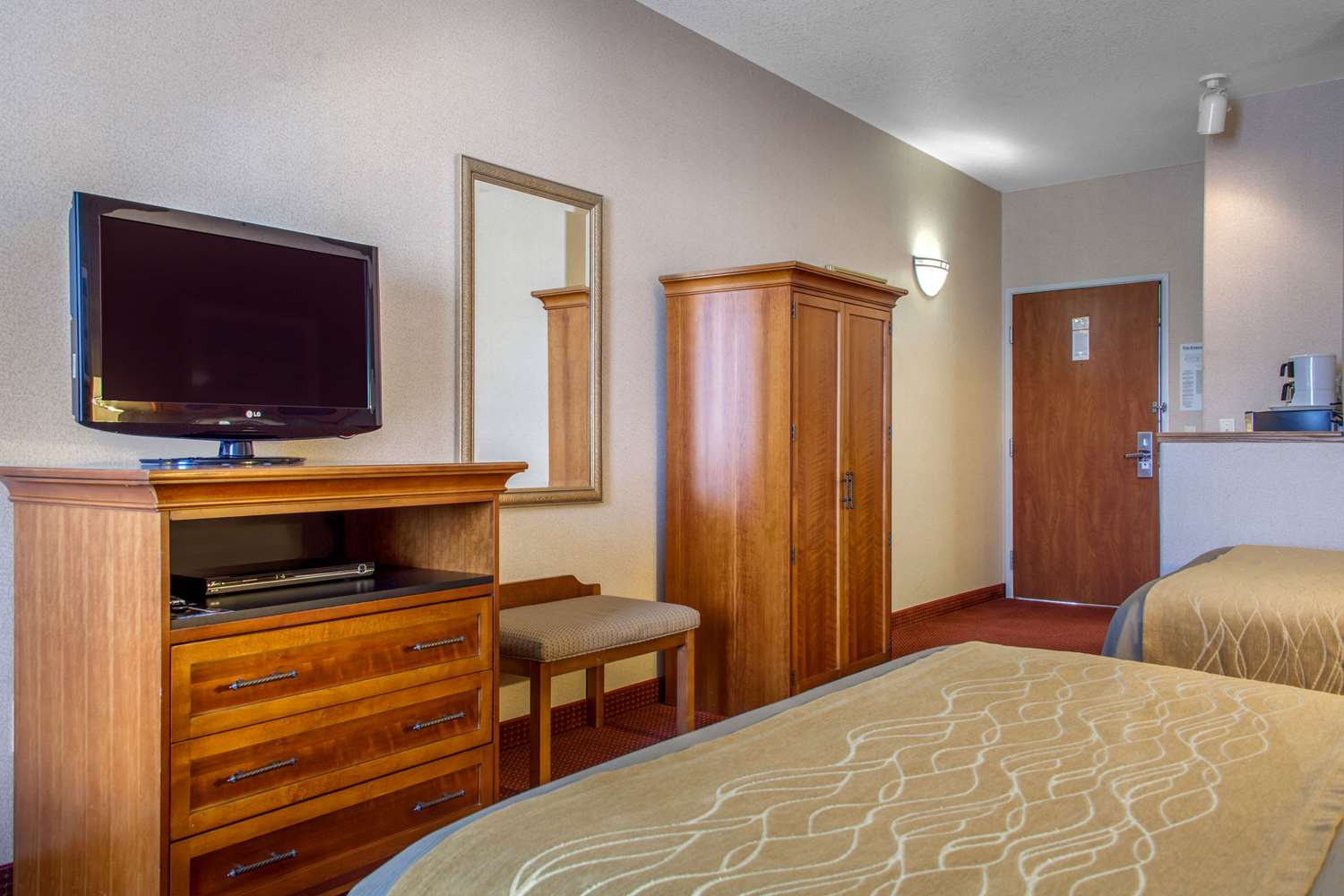 Suite - Comfort Inn & Suites Truth or Consequences