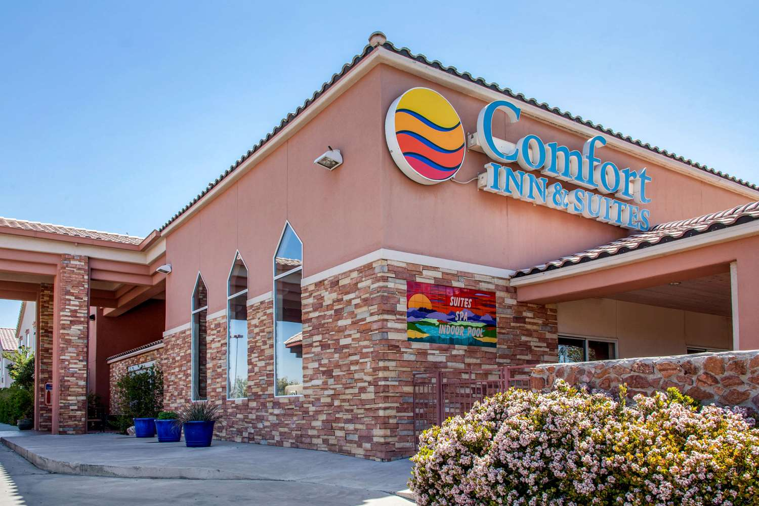 Exterior view - Comfort Inn & Suites Truth or Consequences