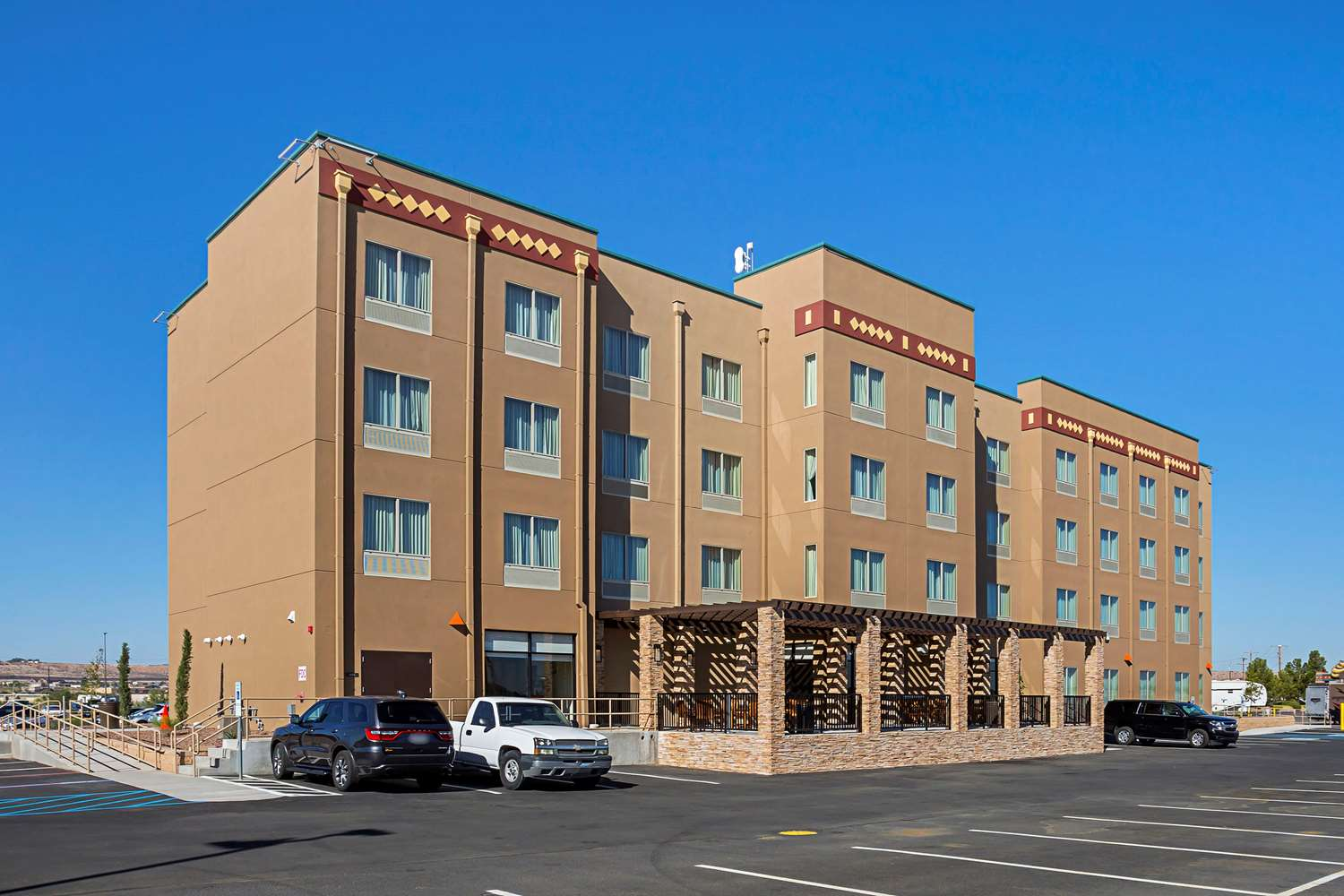 Exterior view - Hotel at Sunland Park Casino