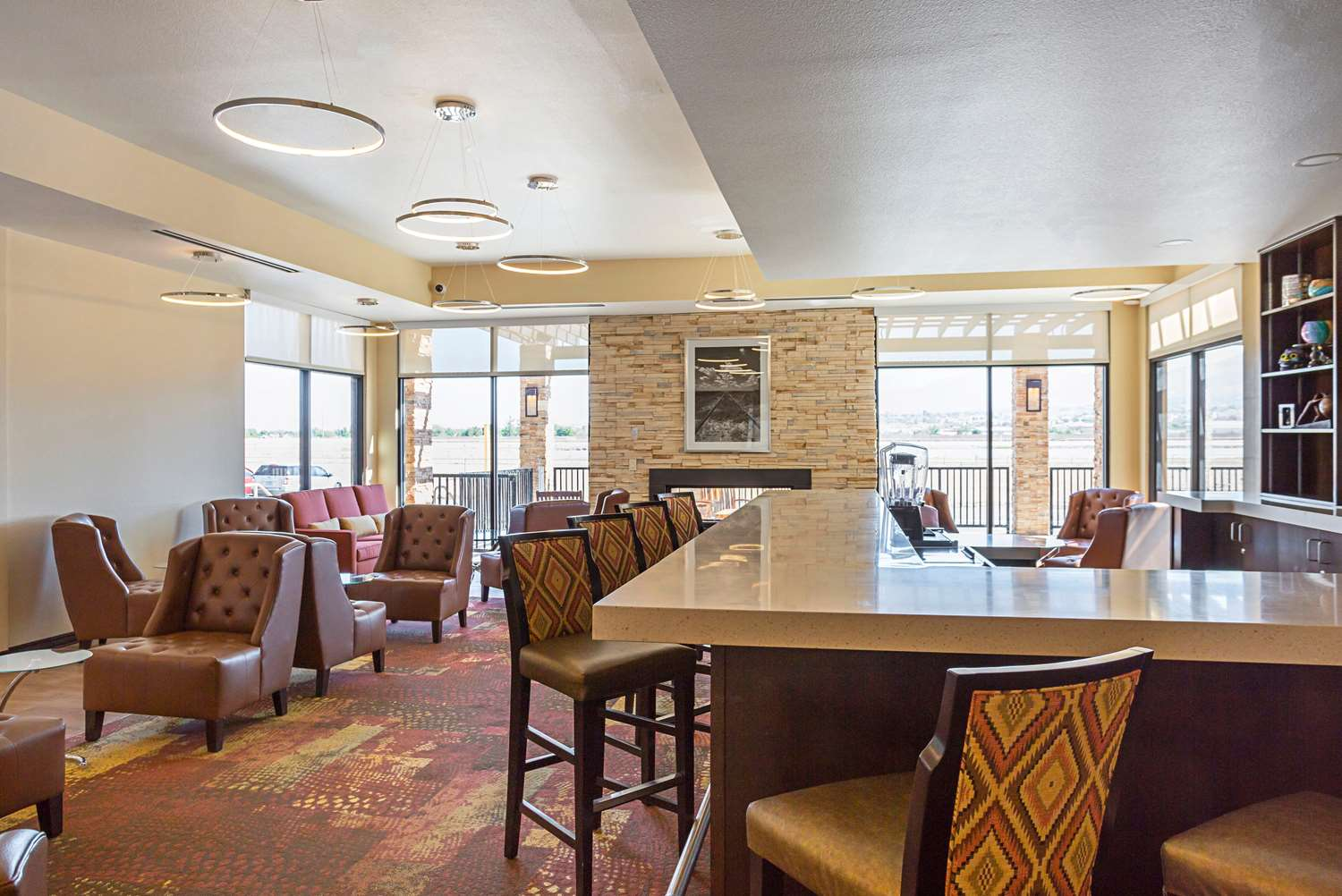 Restaurant - Hotel at Sunland Park Casino