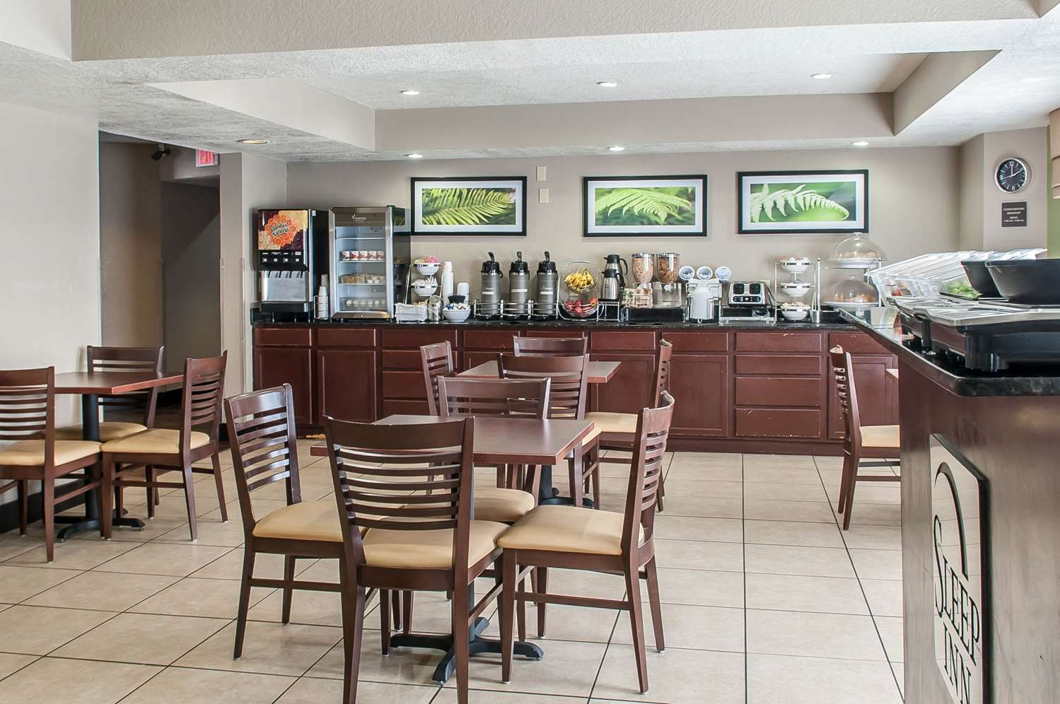 Restaurant - Sleep Inn Airport Albuquerque