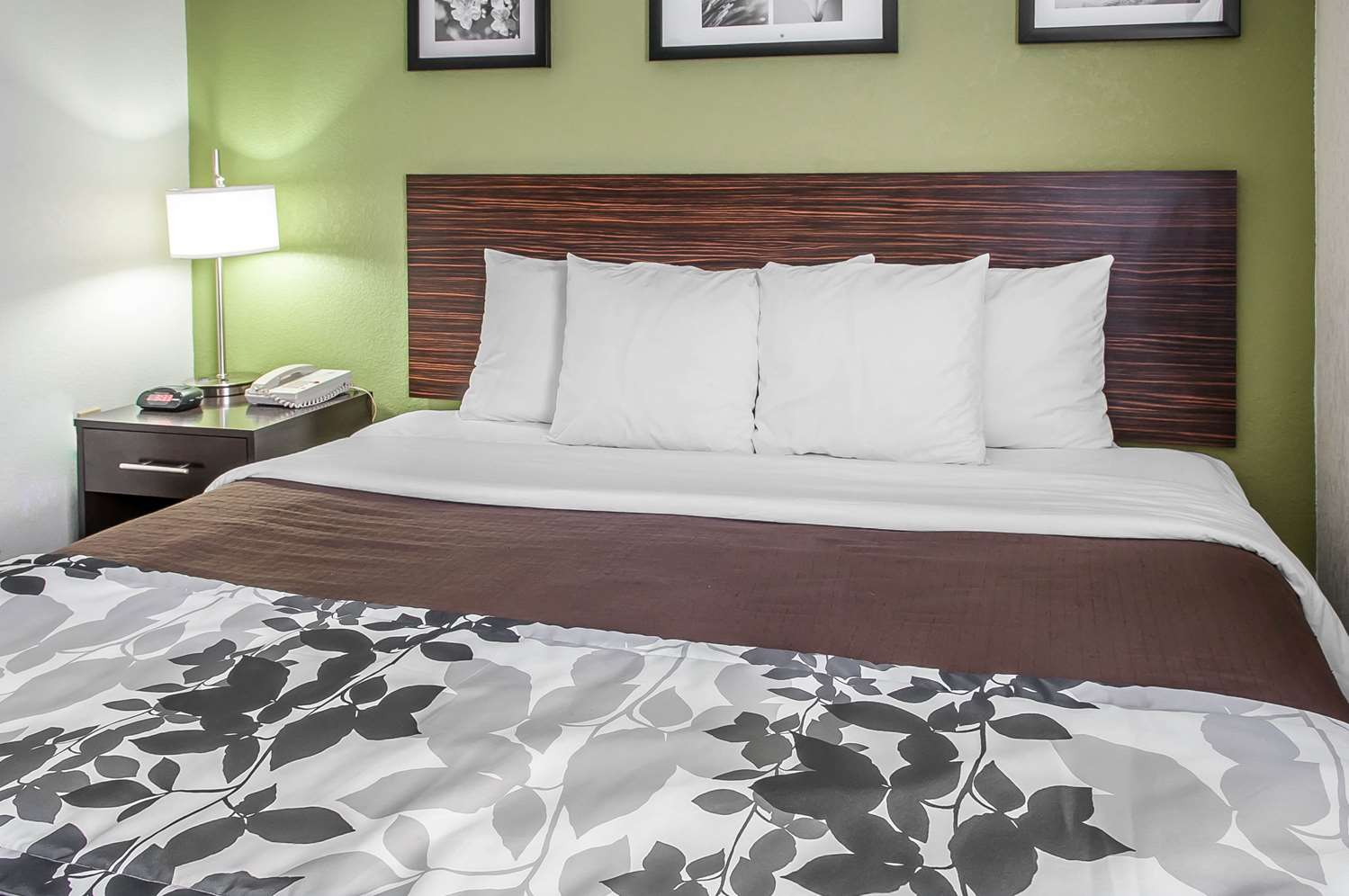 Room - Sleep Inn Airport Albuquerque
