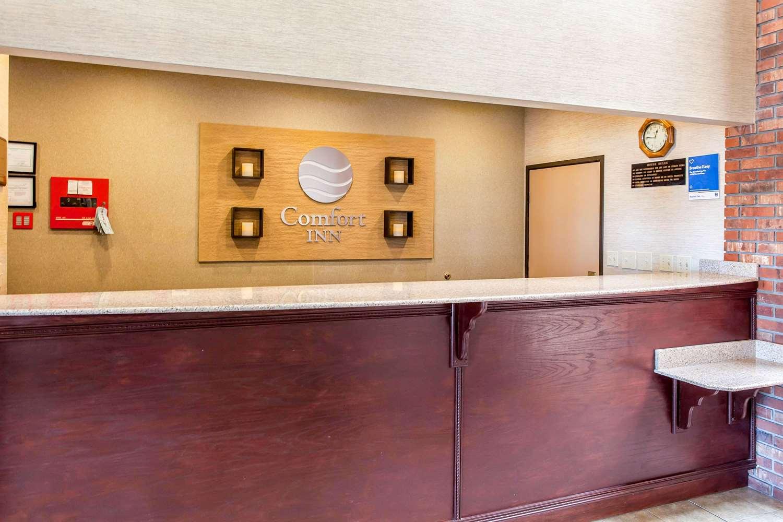 Lobby - Comfort Inn Fallon