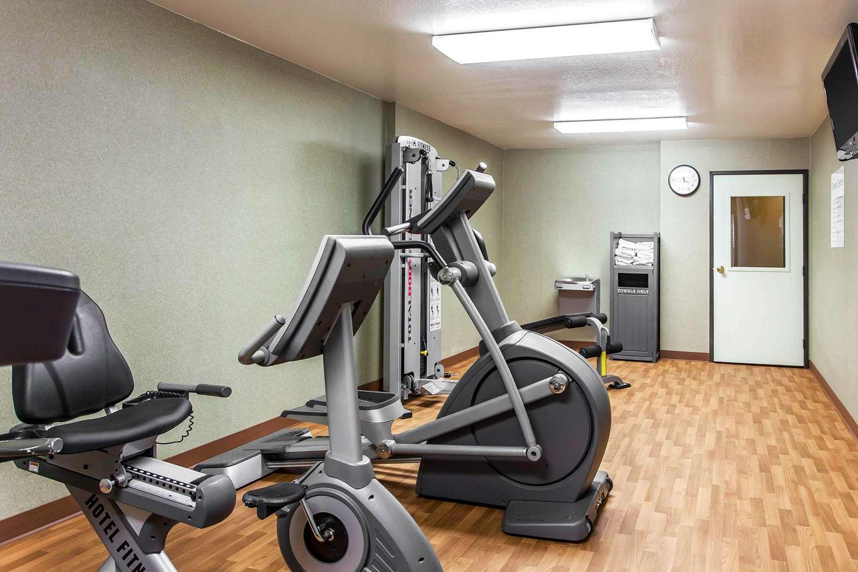 Fitness/ Exercise Room - Comfort Inn Fallon