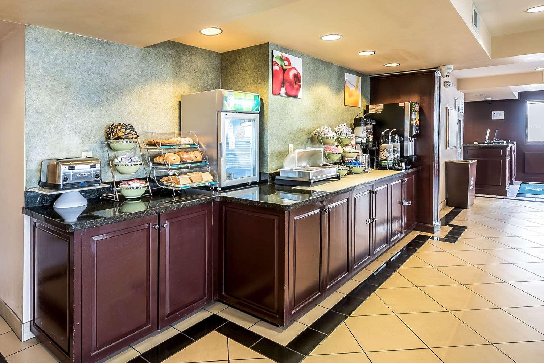 Restaurant - Quality Inn & Suites Reno