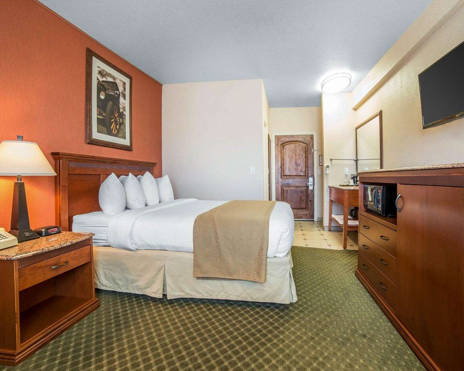 Room - Quality Inn Winnemucca