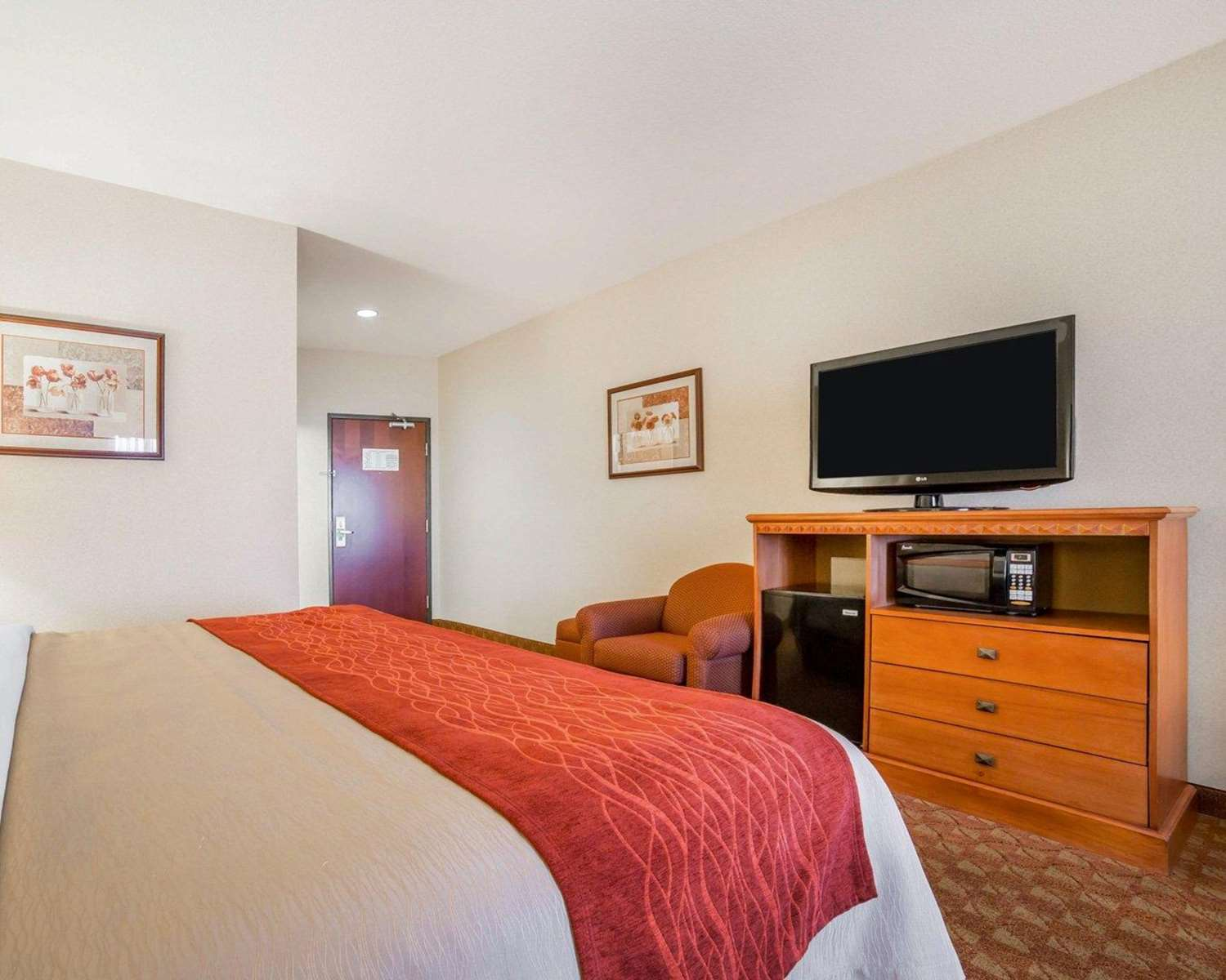 Room - Comfort Inn & Suites Las Vegas
