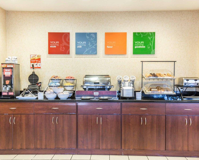 Restaurant - Comfort Inn & Suites Las Vegas