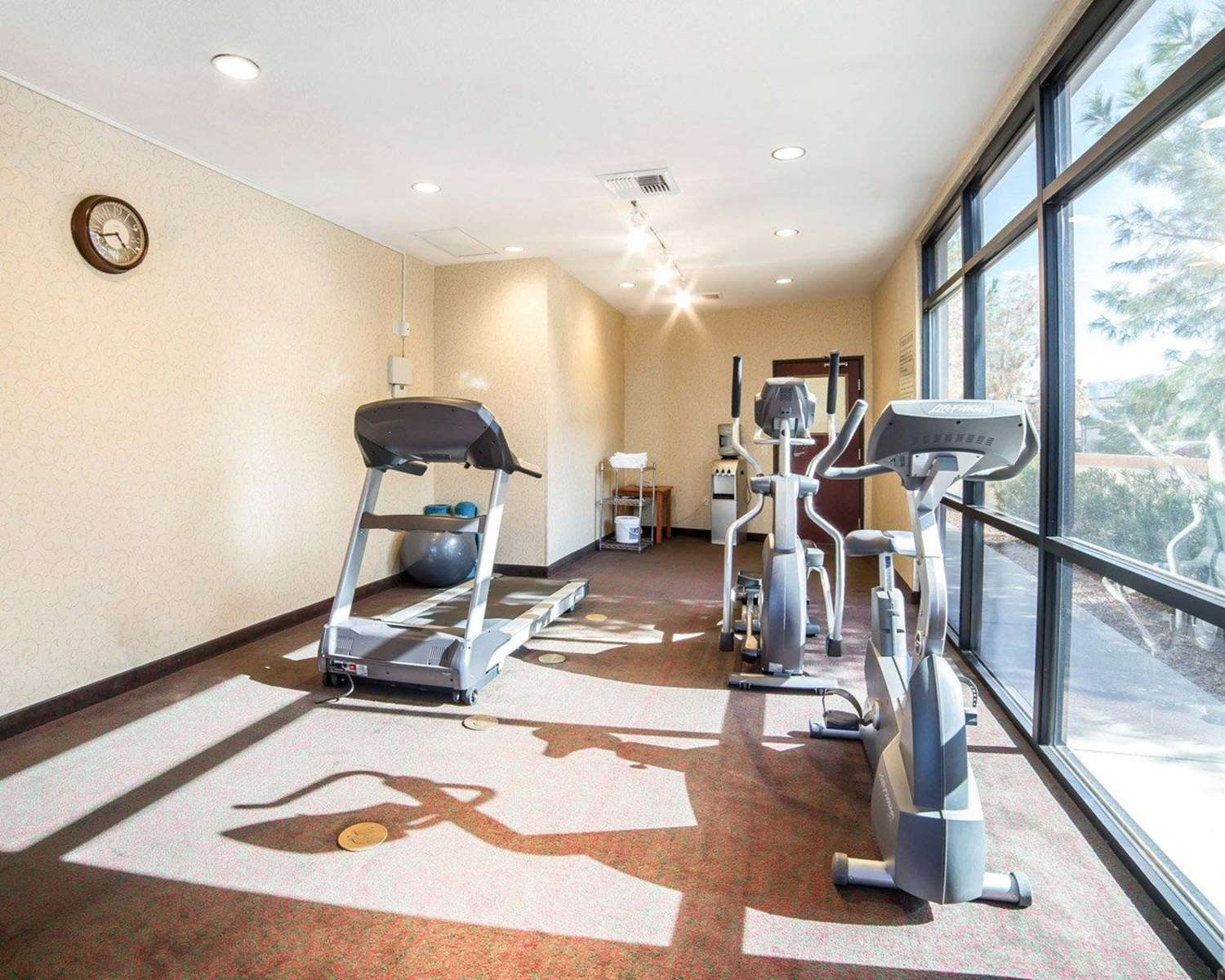 Fitness/ Exercise Room - Comfort Inn & Suites Las Vegas