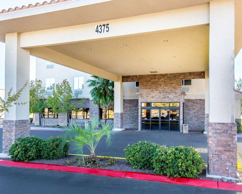 Exterior view - Comfort Inn & Suites Las Vegas