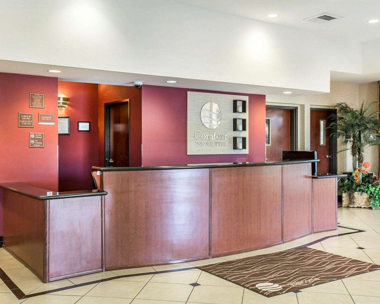 Lobby - Comfort Inn & Suites Las Vegas