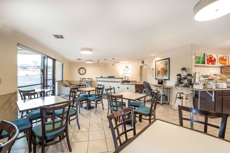 Lobby - Quality Inn Boulder City