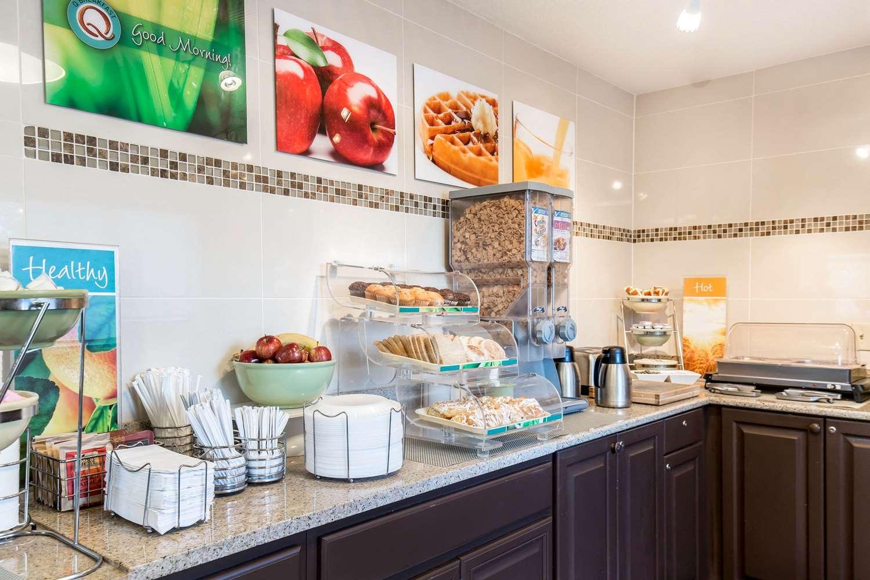 Restaurant - Quality Inn Boulder City