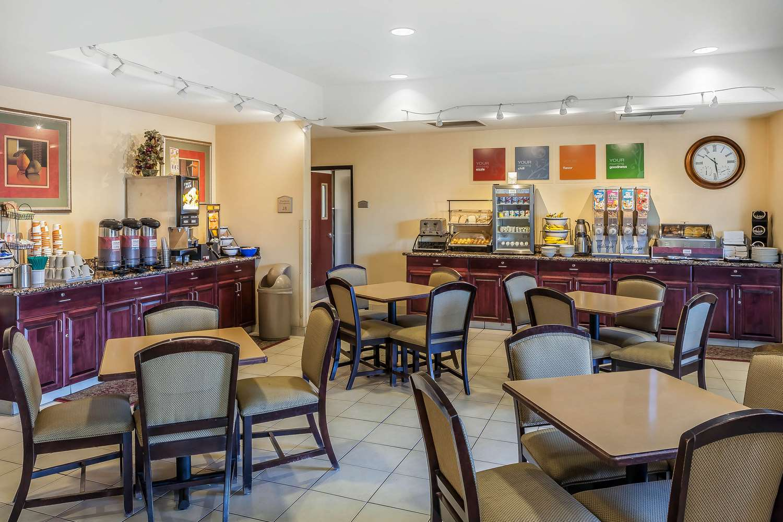 Restaurant - Comfort Inn Airport Reno