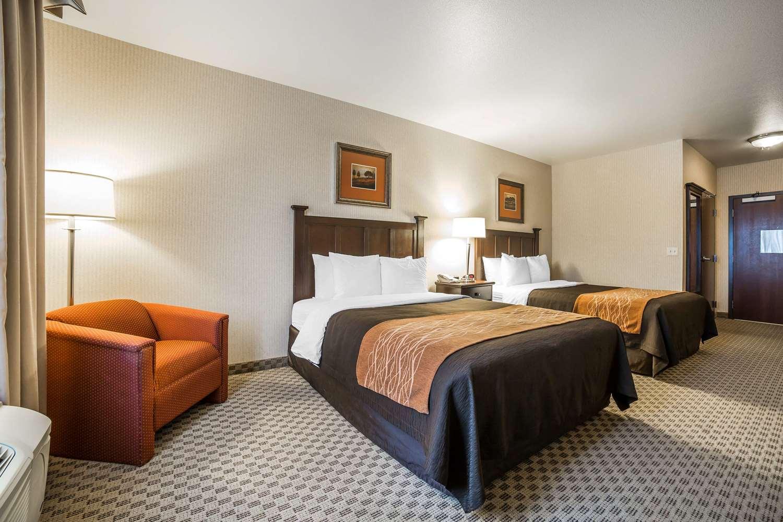 Room - Comfort Inn & Suites Henderson