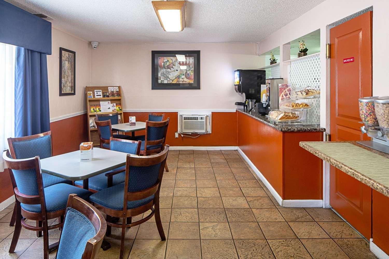 Restaurant - Rodeway Inn at Nevada State Capital Carson City