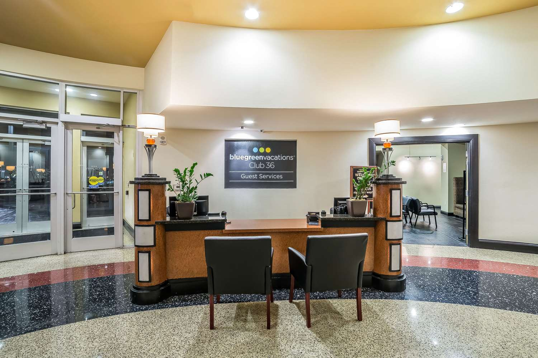 Lobby - Bluegreen Club 36 Hotel Las Vegas