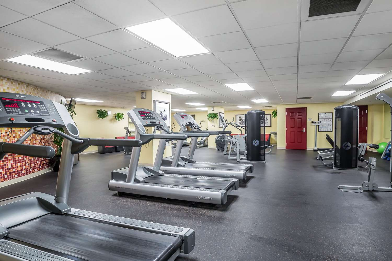 Fitness/ Exercise Room - Bluegreen Club 36 Hotel Las Vegas
