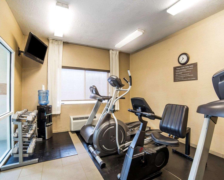 Fitness/ Exercise Room - Comfort Inn Elko