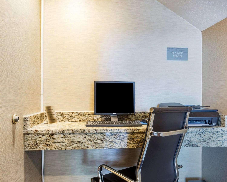Conference Area - Comfort Inn Elko