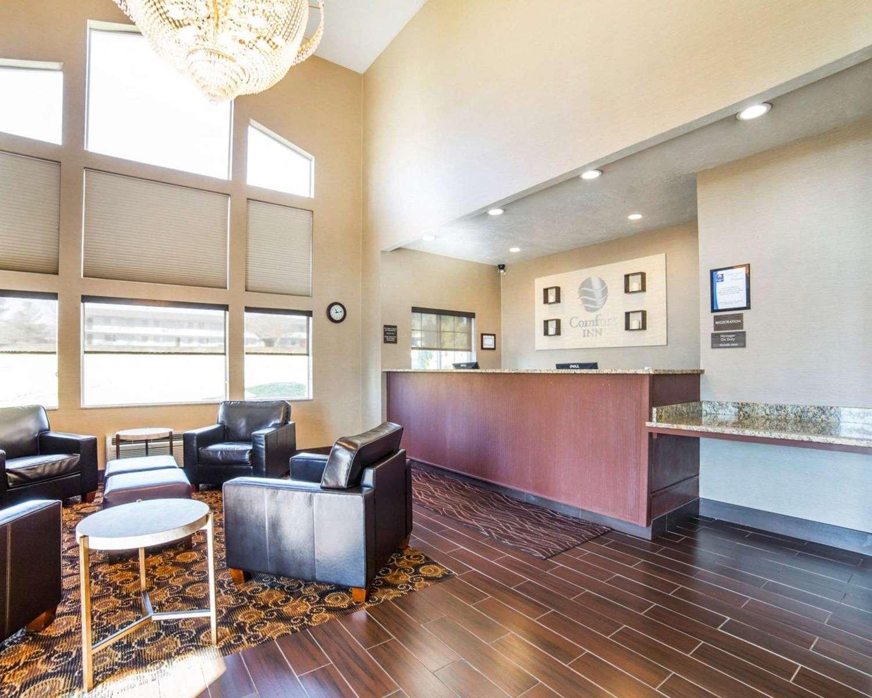 Lobby - Comfort Inn Elko