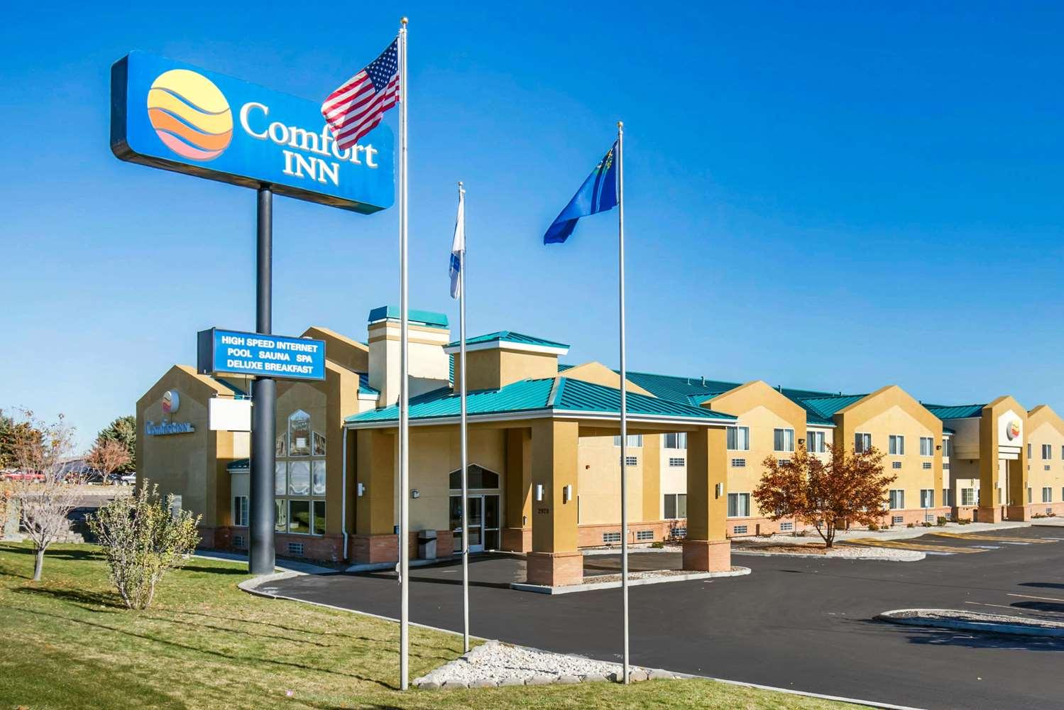 Exterior view - Comfort Inn Elko