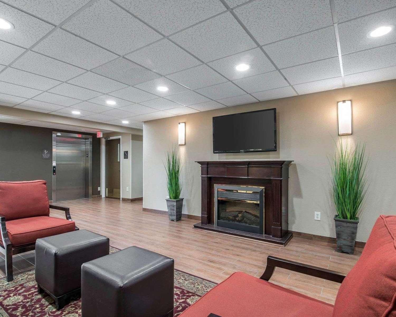 Lobby - Comfort Inn Saugerties