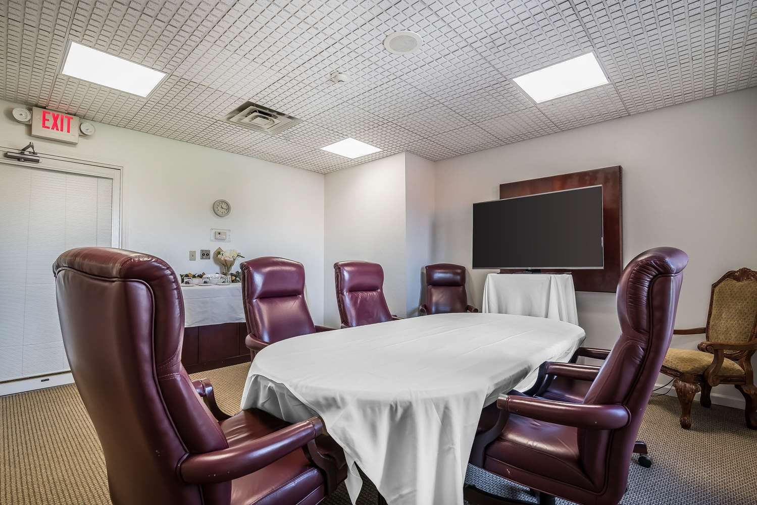 Meeting Facilities - Quality Inn & Suites Albany Airport Latham