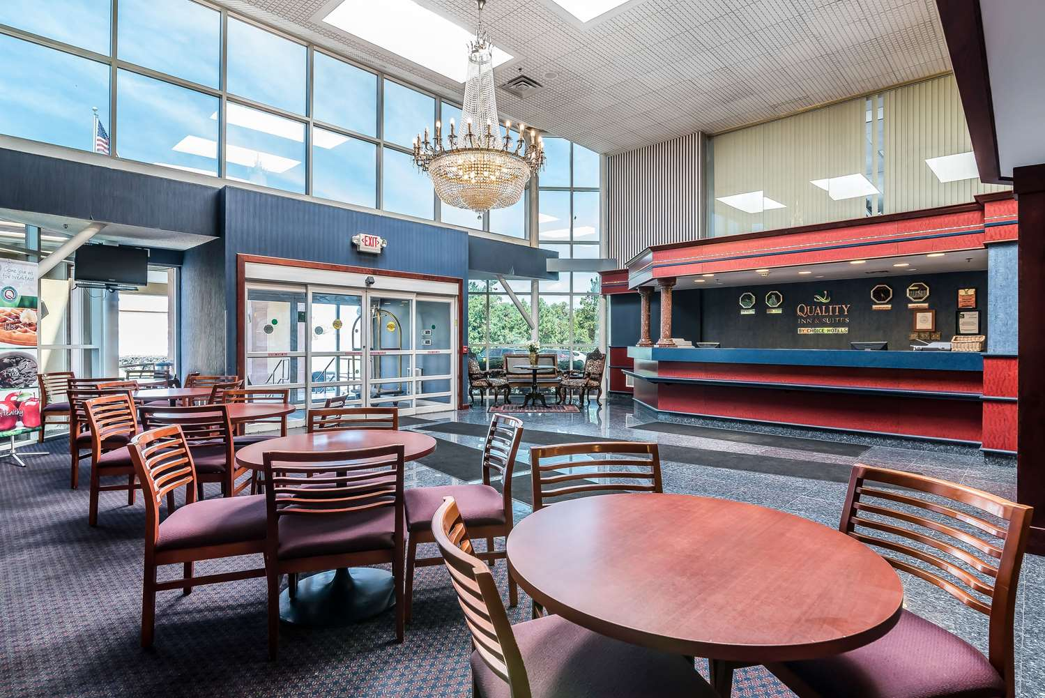 Restaurant - Quality Inn & Suites Albany Airport Latham