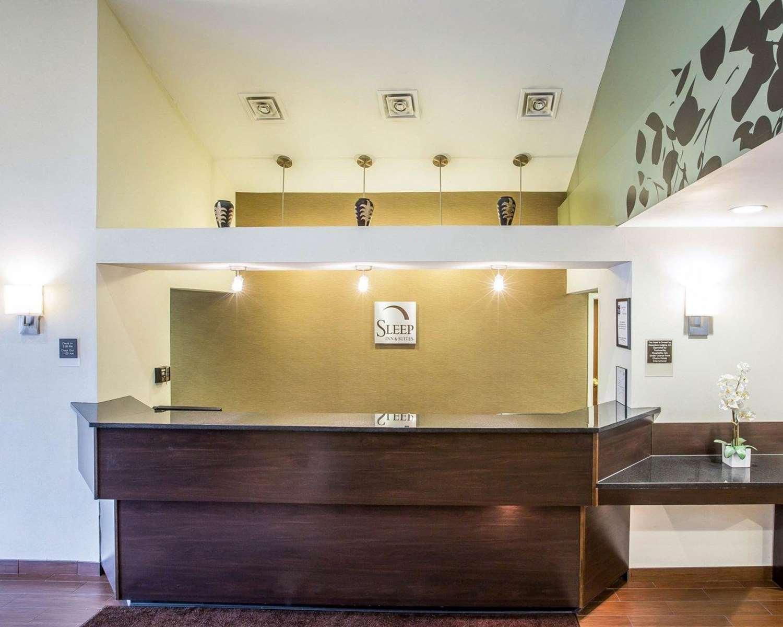 Lobby - Sleep Inn & Suites Queensbury
