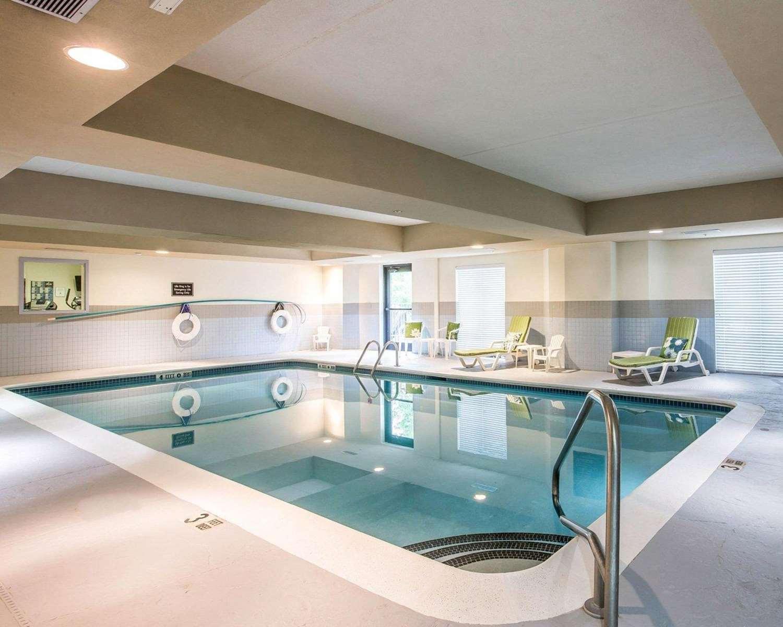 Pool - Sleep Inn & Suites Queensbury