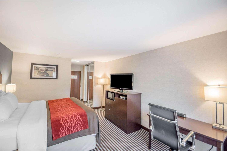 Room - Comfort Inn Corning