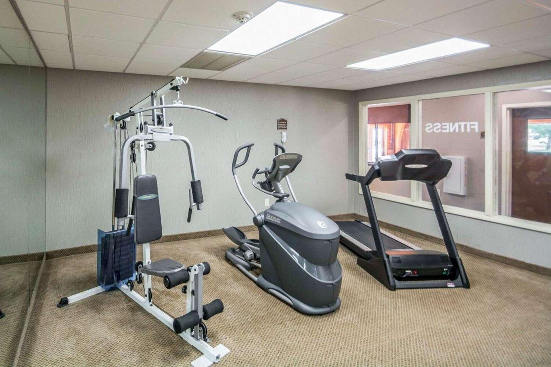Fitness/ Exercise Room - Comfort Inn Corning