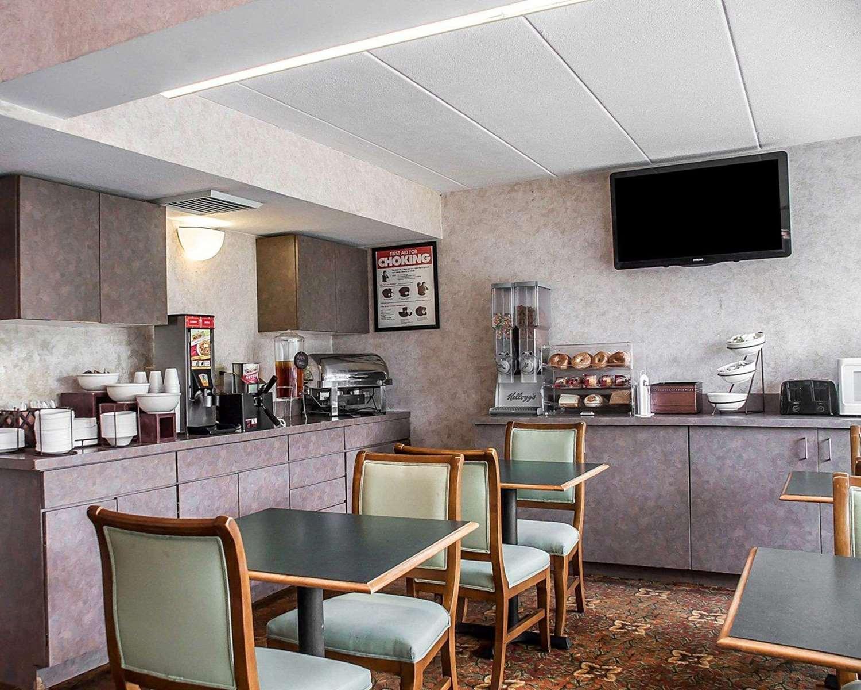 Restaurant - Econo Lodge Elmira