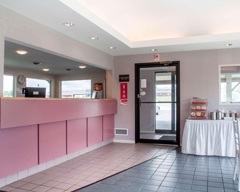 Lobby - Econo Lodge South Blasdell