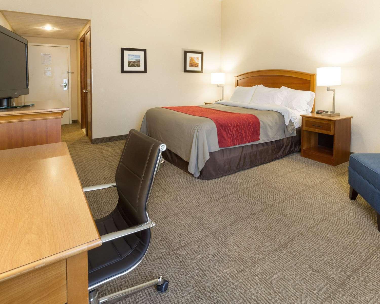 Room - Comfort Inn Carrier Circle Syracuse