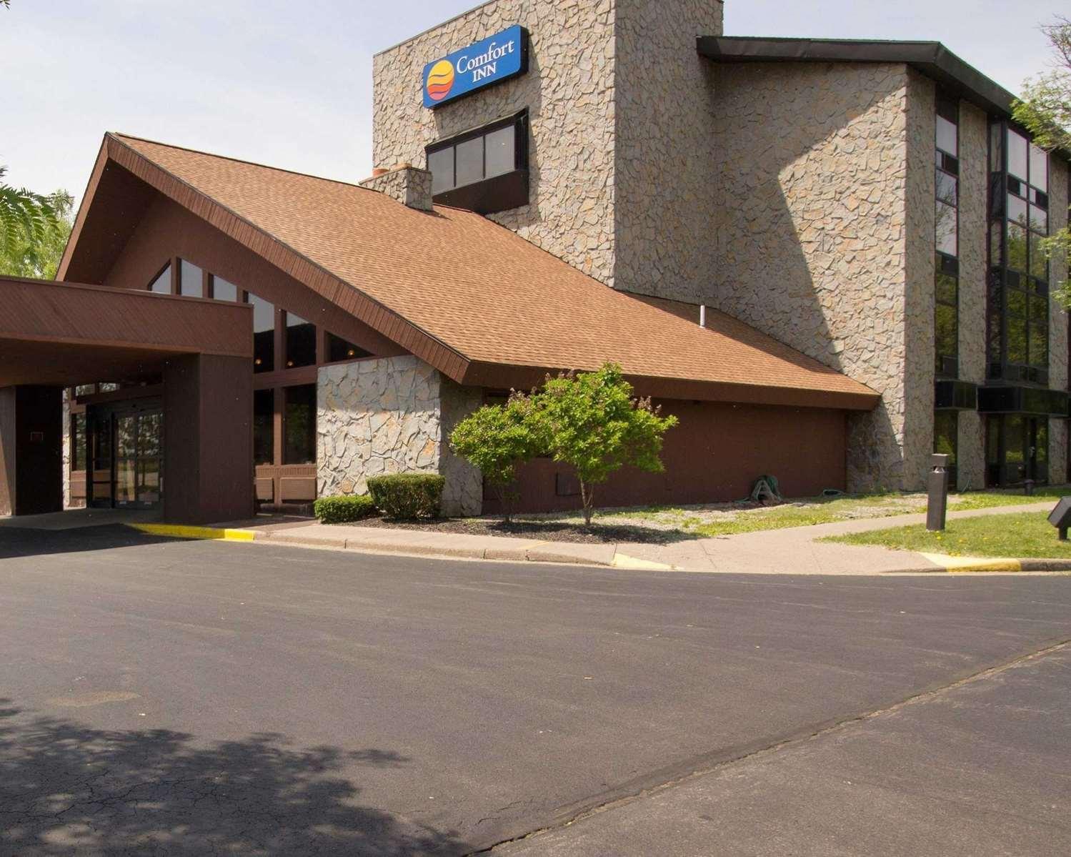 Exterior view - Comfort Inn Carrier Circle Syracuse