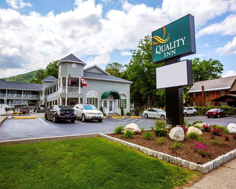 Exterior view - Quality Inn Lake George
