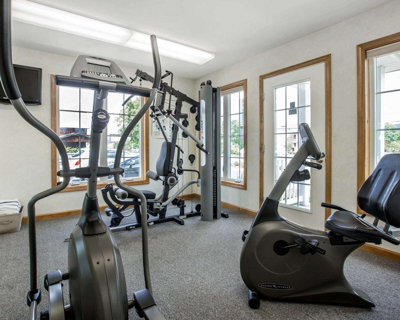 Fitness/ Exercise Room - Quality Inn Lake George