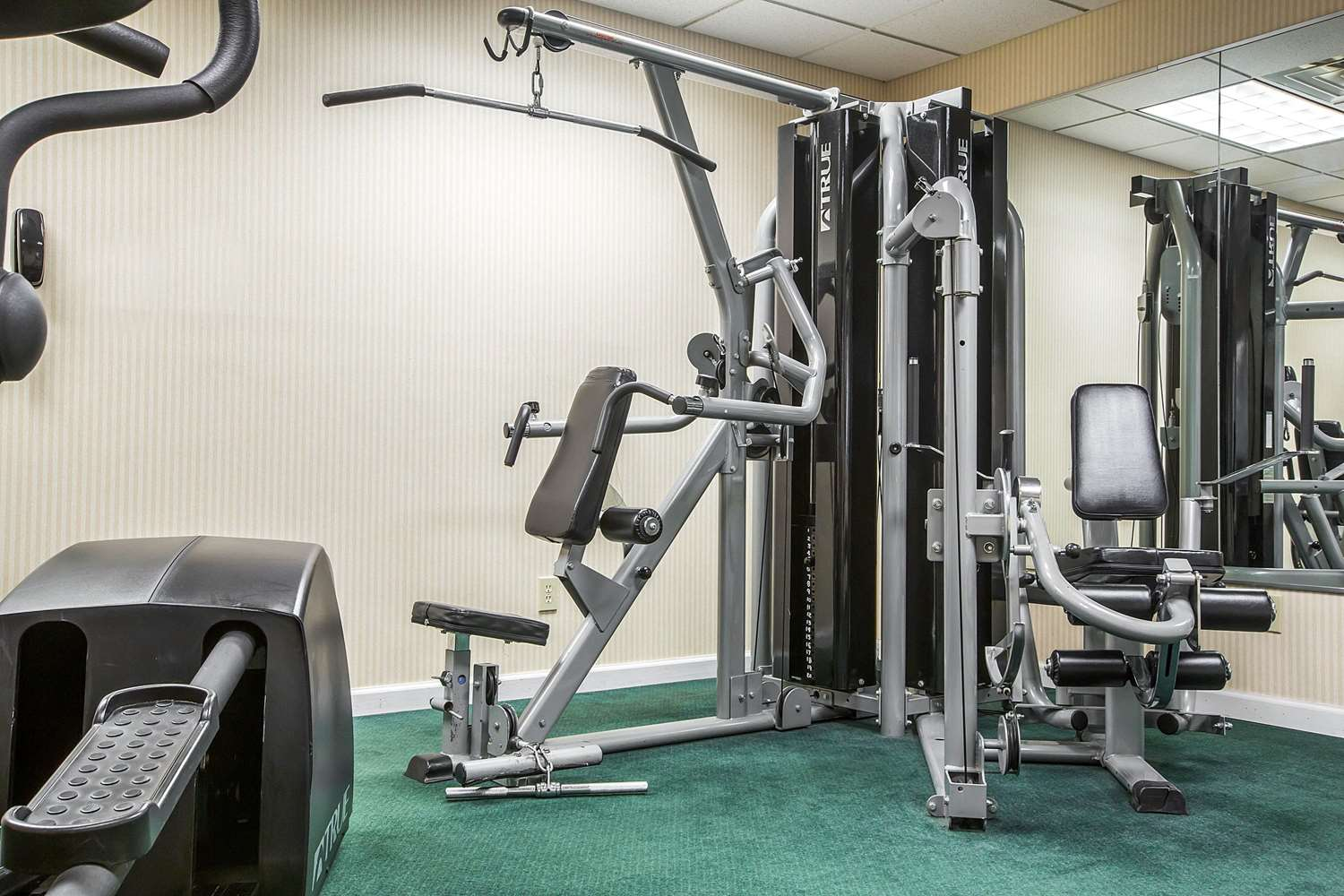 Fitness/ Exercise Room - Comfort Inn Glenmont