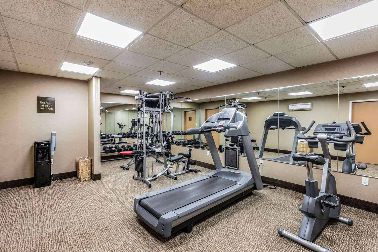 Fitness/ Exercise Room - Comfort Inn Medford