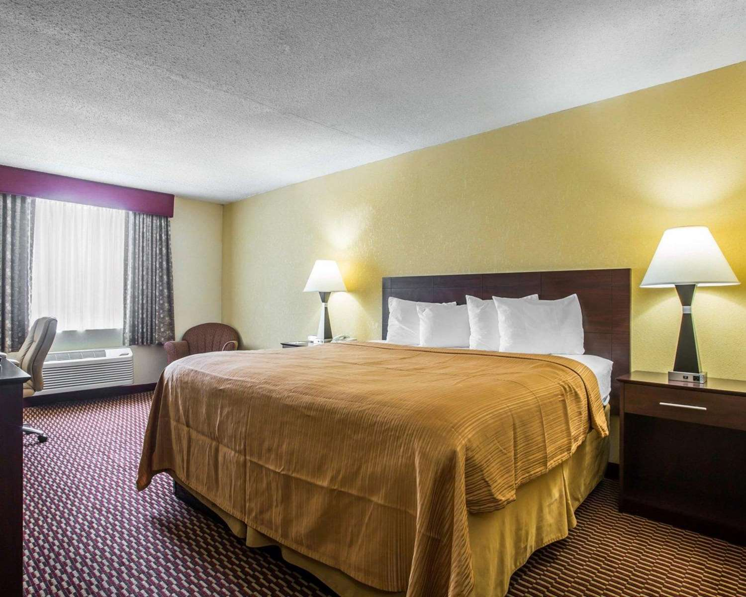 Room - Quality Inn & Suites Kingston
