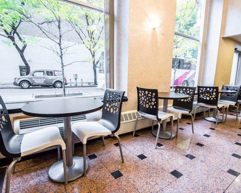 Restaurant - Econo Lodge Times Square New York