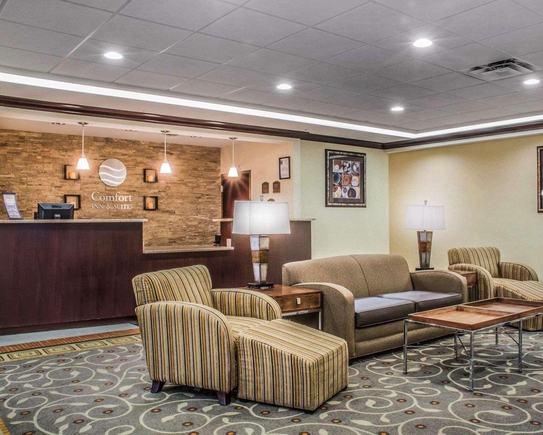 Pool - Comfort Inn & Suites Farmington