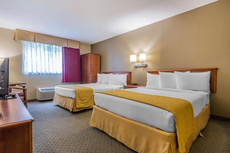 Room - Quality Inn Hyde Park