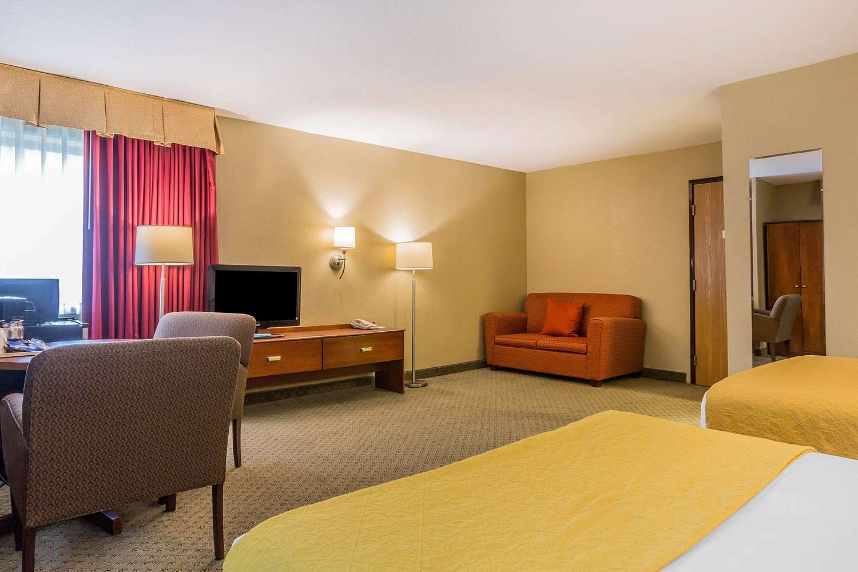 Suite - Quality Inn Hyde Park