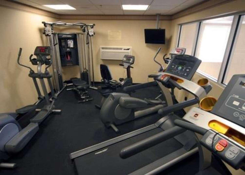 Fitness/ Exercise Room - Comfort Inn & Suites Saratoga Springs