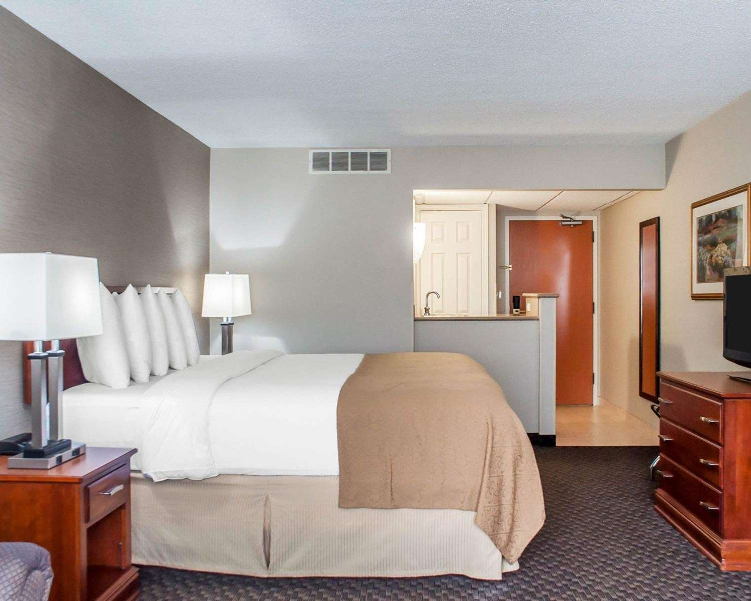 Suite - Quality Inn & Suites Vestal