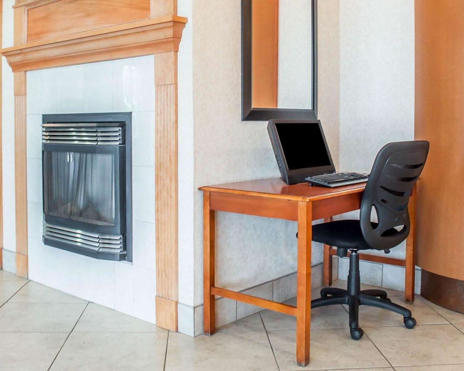 Conference Area - Quality Inn & Suites Vestal