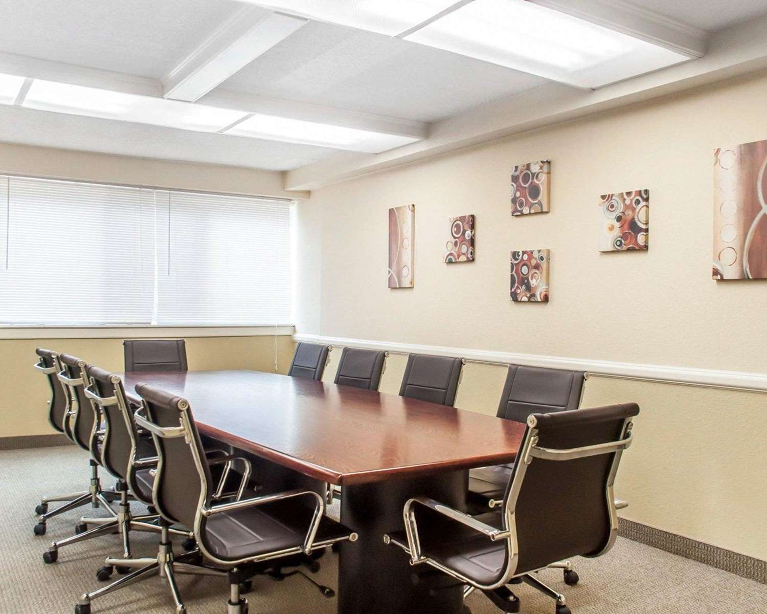 Meeting Facilities - Quality Inn & Suites Vestal